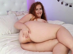 Heavy booty redhead chubby heavy ass milf bbw