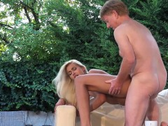 Hot Lusty Comme �a sweet pussy be wild about with horny pop
